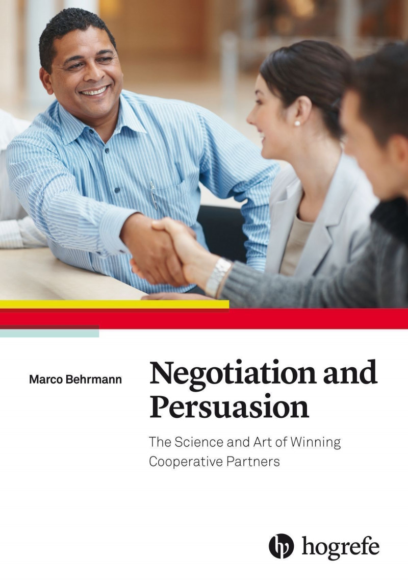 Negotiation and Persuasion